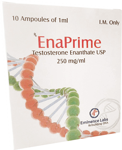 ENAPRIME-10-injections-Testosterone-Enanthate-250mg-Eminence